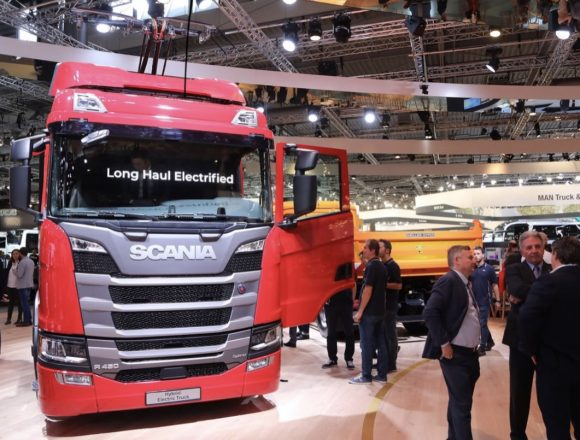 Scania-topman: 'Er is geen elektriciteit'